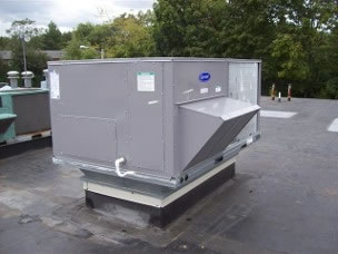 Carrier Commercial AC Condenser