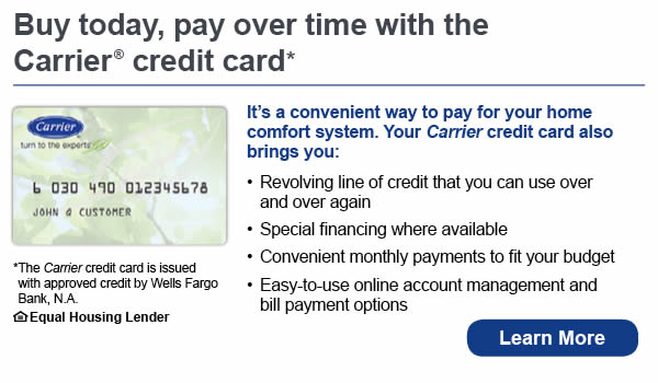 Carrier Financing